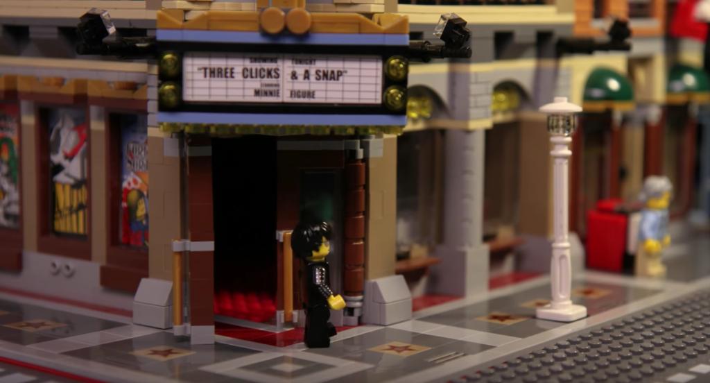 LEGO releases (poorly-timed) tips for brickfilming