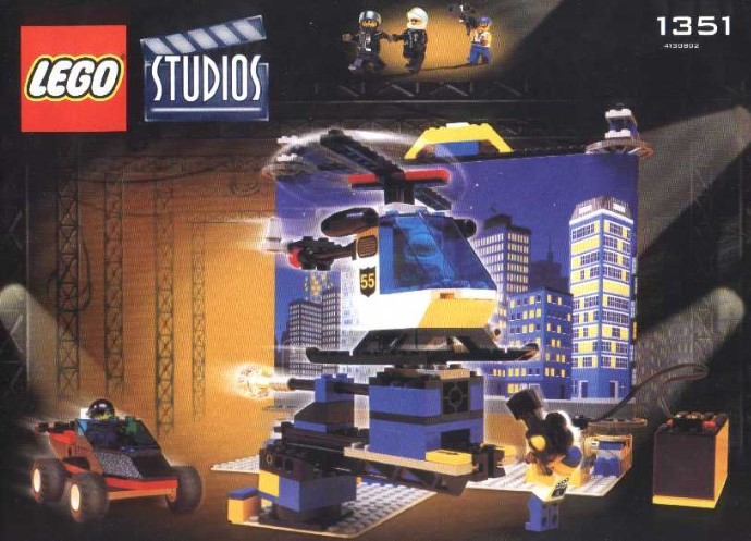 LEGO Batman Movie Maker set found