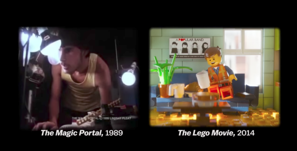 Dissecting the animation style of The LEGO Movie